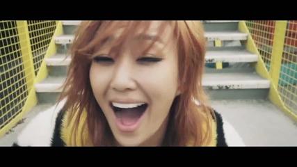 (bg sub) Hyorin - Lonely Mv