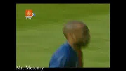 26.07 Дънди Юн - Барселона 1:5 (1:1 Анри)