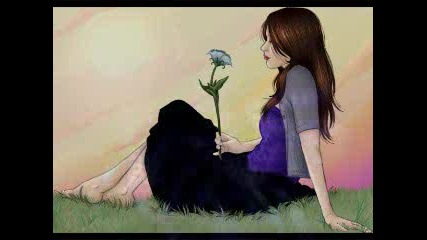 B - Complex - Girl With Flower