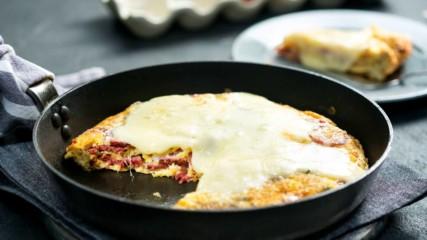 Бон Апети | Фритата с колбас