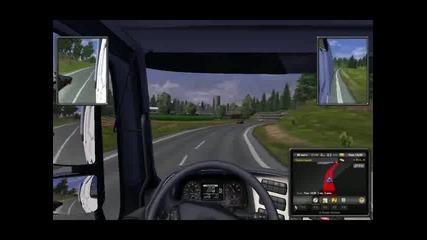 Euro Truck Simulator 2 Eпизод 1 (themorfeiii)
