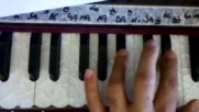 Learn how to play harmonium 04 Gaura Arati