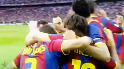 Fc Barcelona - Where the magic happens )