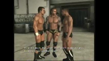 Wwe Smackdown vs Raw 2010 Randy Orton Road To Wrestlemania Walkthrough Part 7