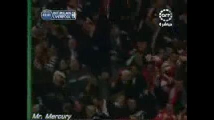 Inter - Liverpool 0:1 ( Torres )