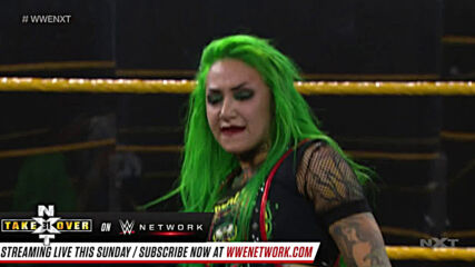 Shotzi Blackheart vs. Dakota Kai: WWE NXT, Sept. 30, 2020