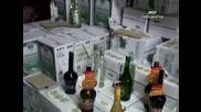 Над 60 000 бутилки с фалшиви бандероли