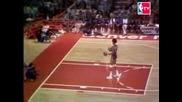 Нба - Първия Конкурс За Забивки - 1976