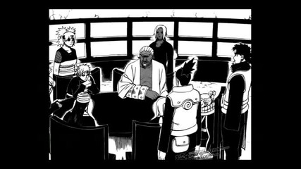 Naruto Manga 491