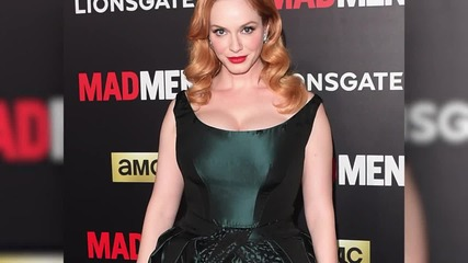 Christina Hendricks  Was Asked to Play Charlize Theron's Mom in New Movie
