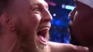 Floyd Mayweather vs. Conor Mcgregor Weigh-in