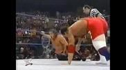 Kurt Angle vs. Val Venis - WWF European Championship