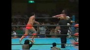 Steve Williams vs. Kenta Kobashi - All Japan Pro Wrestling 31.08.1993 - Част 2
