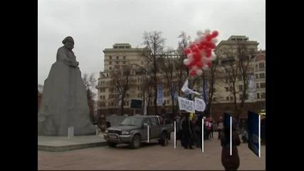 В Русия обсъждат Закона за забрана на пушенето на обществени места