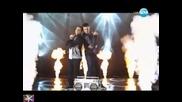 X Factor Ангел и Моисей - Черно море
