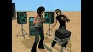Sims - Tokio Hotel