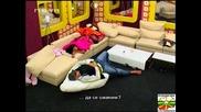 Таня - Жоро Ще Се Ожениш Ли За Мен :D - Big Brother 4 - 21 10 2008