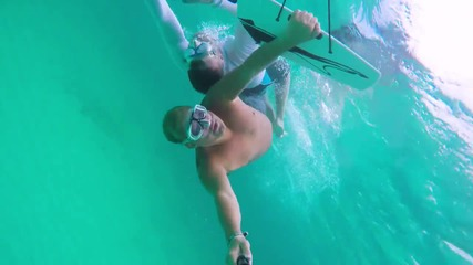 Страхотно забавление - Flying Underwater! - Subwing ..