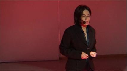 Tedxbg 2010: Ива Бонева: Забравените деца на България