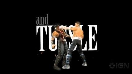 Mortal Kombat Rap - Jace Hall Video