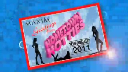 2011 Hometown Hotties Top 10_ Shannon's Entry Video -