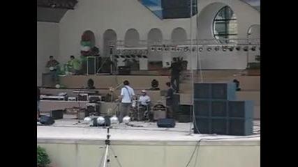 Бтр - Хасково - септември - 2007 - soundcheck