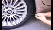 продукт - Нано гел против спукване на гуми