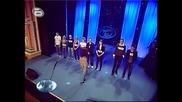 Music Idol  2 - Театрален Кастинг - Гинка Чапразова С Претенции Към Есил 04.03.2008