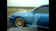 Subaru Impreza 22b vs Evo Ix