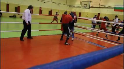 Детелин Далаклиев Спаринги