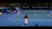 Australian Open 2008 Rafael Nadal - Paul-henri Mathieu