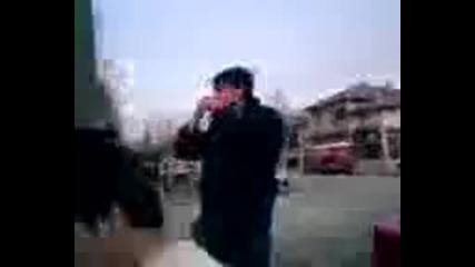 Щураци пият на голф 2 и Мезят