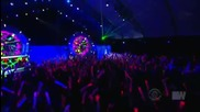 David Guetta, Chris Brown & Lil Wayne Performance | Grammy Awards 2012