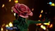Розата изпълнява We Are The Champions на Queen | Маскираният певец