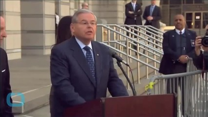 Menendez Argues for Trial to Be Moved to DC