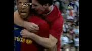 Real Madrid - Barcelona 1 - 1 Henry (min 17)