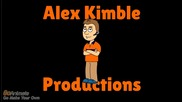 alex Kimble Productions Logo (windows 98 Utopia)