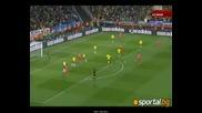 World Cup 10 - Brazil 2 - 1 Korea Dpr