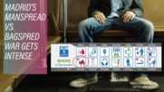 Madrid vs. manspreading: Are you guilty of this taboo?