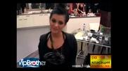 Vip Brother - Преслава И Софи Се Лигавят Пред Камера И Молят За Музика