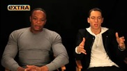Eminem and Dr.dre - Inad Interview