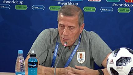 Russia: Qualifying would be a victory in itself – Uruguay ahead of Saudi Arabia clash