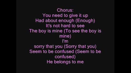 Brandy And Monica - The Boy Is Mine [lyrics]