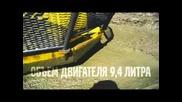 Камион в суровата руска природа