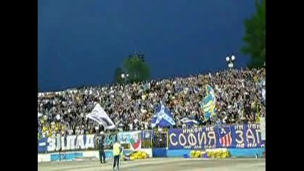 Левски - Спартак Химна на България