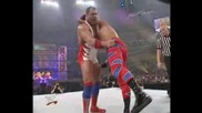 Wrestlemania X7 - Kurt Angle Vs. Chris Benoit