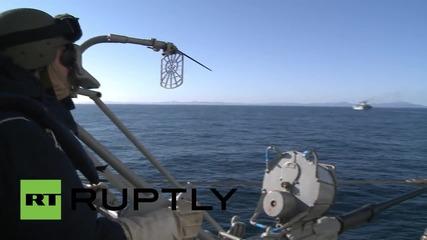 UK: UK-led 'Joint Warrior' NATO drills held off coast of Scotland