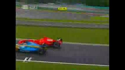 F.Alonso Vs M.Schumacher