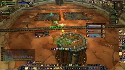 Holy Paladin 3v3 Arenas! - Sacredheals & Bajheera Kitty Cleave Vs Priest Mage Warrior! (wow Gameplay