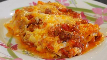 Mamma mia! Най-вкусната лазаня! :))